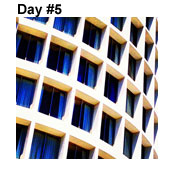 Day Five: Modern Squares