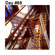Day Eighty-Nine: Escape with Me!