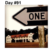 Day Ninety-One: Signs of Life!