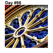 Day Ninety-Eight: True Blue